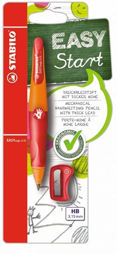 STABILO EASYergo 3.15 mechanical pencil HB 3.15 mm 5 pc(s)