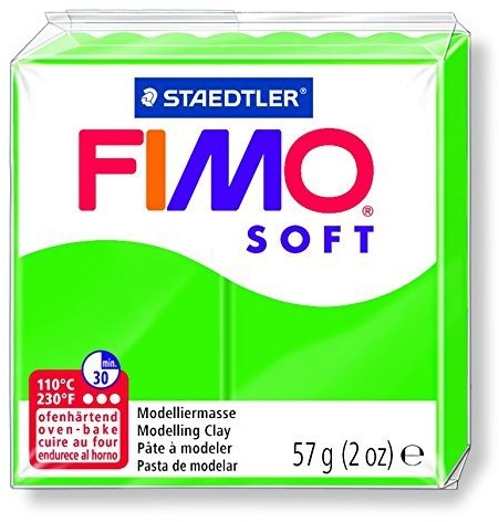 Staedtler FIMO 8020 Modelling clay Green 57 g 1 pc(s)