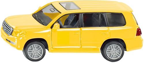 Siku Toyota Landcruiser toy vehicle