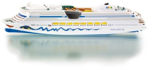 Siku Cruiseliner Aida 1:1400 Passenger ship Preassembled