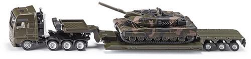 Siku Low loader with tank