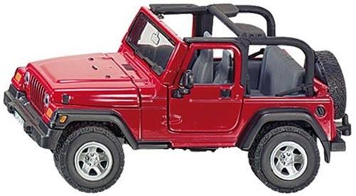 Siku Jeep Wrangler toy vehicle