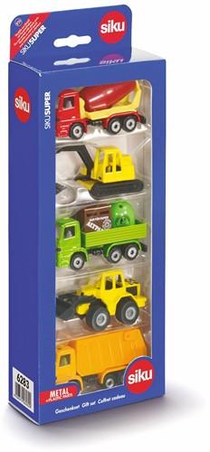 Siku 5-pack blister serie 0800-1000