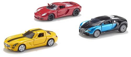 Siku Gift set sports cars
