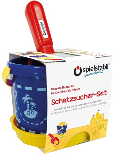 Spielstabil 7-Piece Treasure Hunter Kit classic