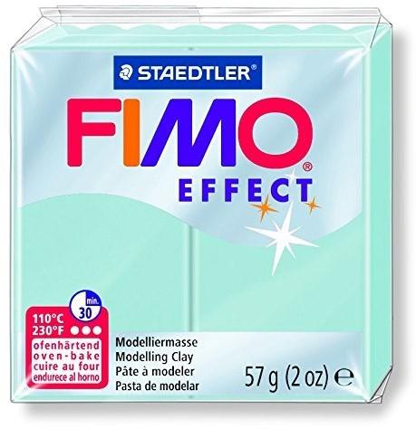 Fimo  effect klei blue ice quartz