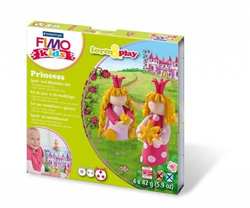 Fimo  kids klei - Prinses