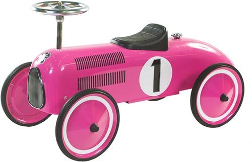 Retro Roller Marilyn Push Car