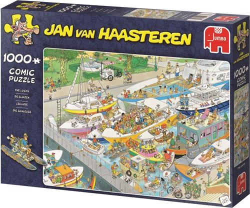 Jan van Haasteren The Locks 1000 pcs Jigsaw puzzle