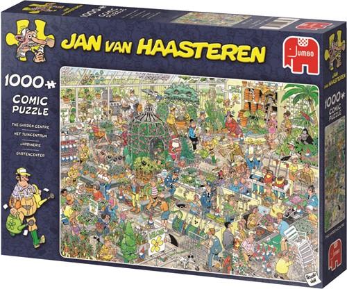 Jan van Haasteren The Garden Centre 1000 pcs Jigsaw puzzle