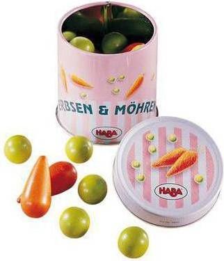 HABA Peas and carrots