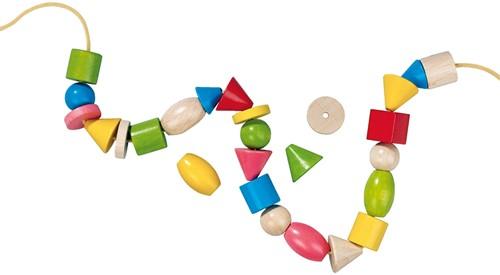 HABA Bambini Assorted Threading beads