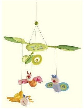 HABA Mobile Blossom Butterfly