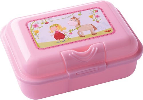 HABA 300391 lunch box Lunch container Pink Plastic