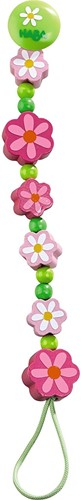 HABA Pacifier chain Summer Flowers