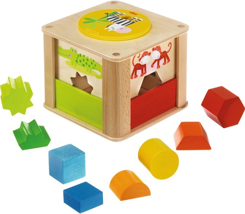 Sorteerbox Zoodieren