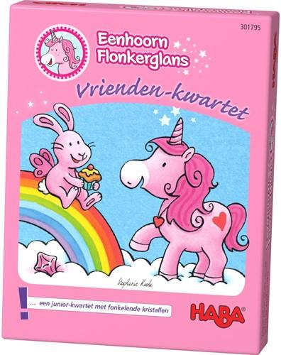 HABA Unicorn Glitterluck - Quartets