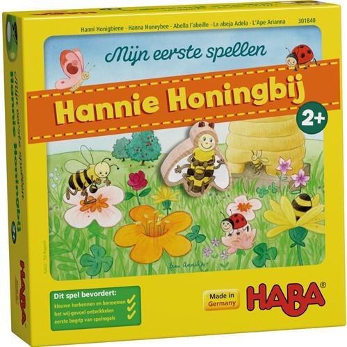 HABA Game - My first games - Hannie Honingbij