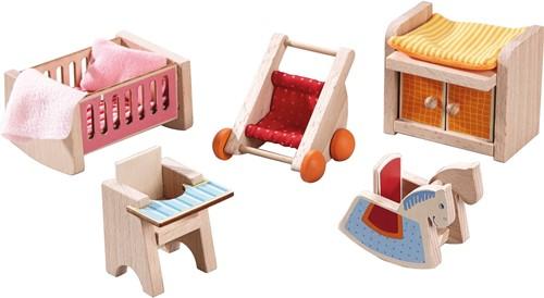 HABA Little Friends - Dollhouse Furniture Children's room