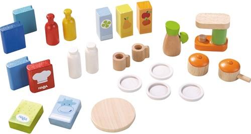 HABA Little Friends - Dollhouse accessories Kitchen