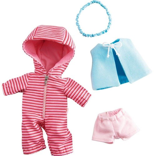 HABA Lilli and friends doll clothes Clothes set Leisure fun