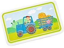 Broodplankje Tractor