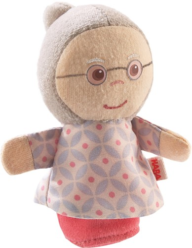HABA Finger Puppet Grandma