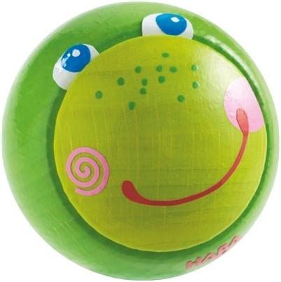 HABA Kullerbü - Ball Fabian Frog