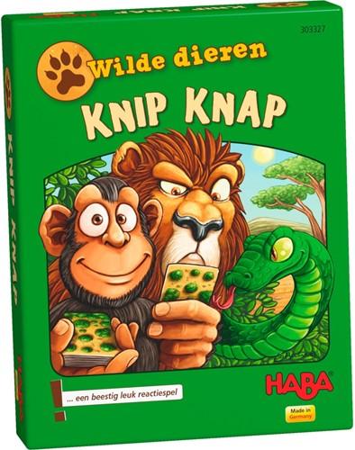 HABA PROMO - Kaartspel - Wilde dieren (Nederlands)
