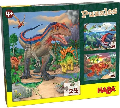 HABA Puzzles Dinosaurs