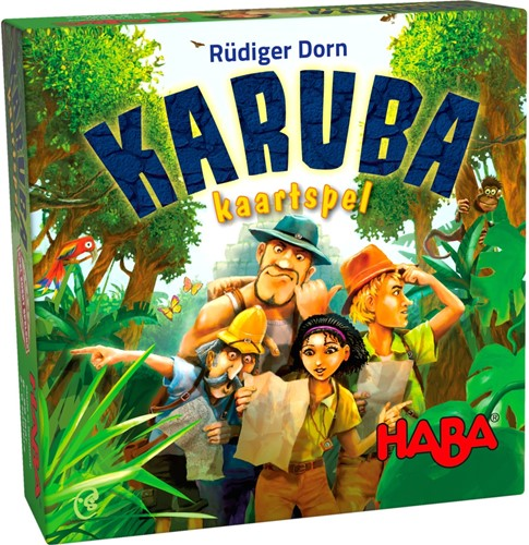 HABA Kaartspel - Karuba - Het kaartspel (Nederlands)