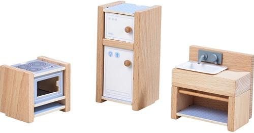 HABA Little Friends - Dollhouse Furniture Kitchen