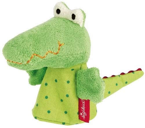 sigikid Finger puppet crocodile, My little theatre