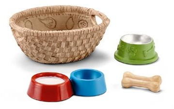 Schleich Feed for dogs and cats