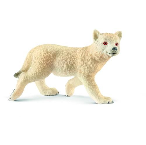 Schleich Wild Life Arctic wolf cub