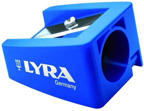 Lyra GROOVE Triple 1 sharpener single-hole K20