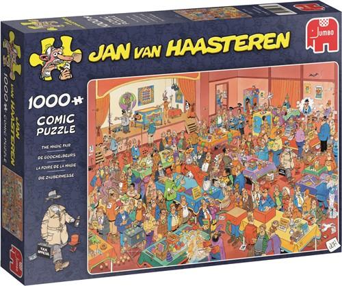 Jan van Haasteren The Magic Fair 1000 pcs Jigsaw puzzle 1000 pc(s)
