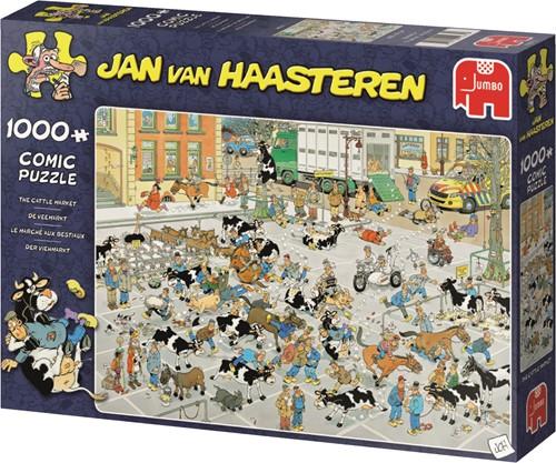 Jan van Haasteren The Cattle Market 1000 pcs Jigsaw puzzle 1000 pc(s)