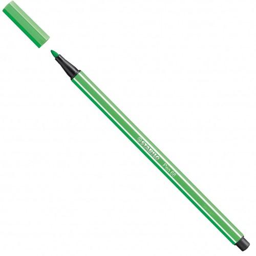STABILO Pen 68 Mini felt pen Green