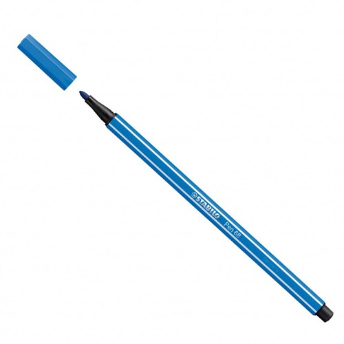 STABILO Pen 68 Mini felt pen Blue