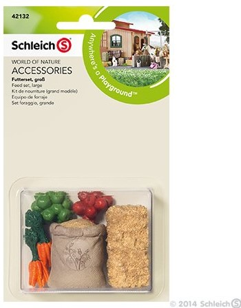 Schleich Farm Life Feeding set large 42132
