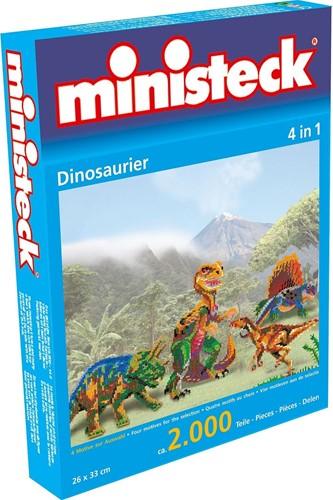 Ministeck Dinosaurus - 2000 stukjes
