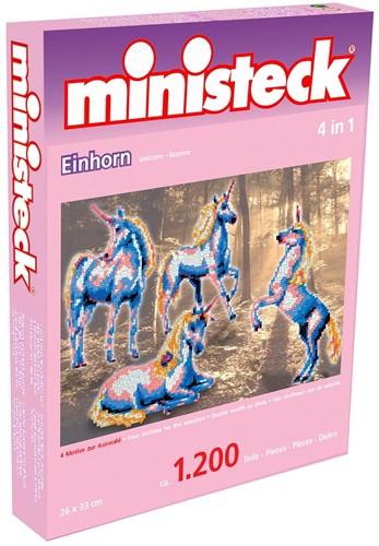 Ministeck Flamingo's - 800 stukjes
