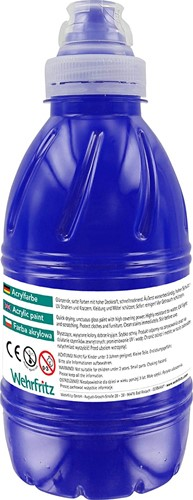 Haba Education - Acrylfarbe, blue