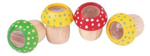 Plan Toys Paddenstoel Caleidoscoop