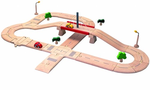 PlanToys 6078 toy vehicle track