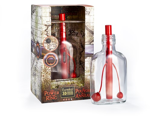 Eureka Bottle Puzzle - The Power of the Ring***