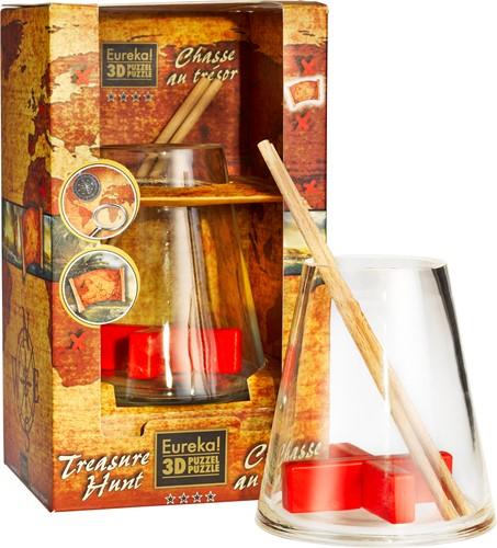 Eureka Bottle Puzzle - Treasure Hunt Puzzle****