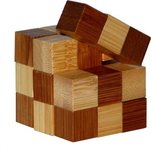 Eureka puzzel Snake Cubes**