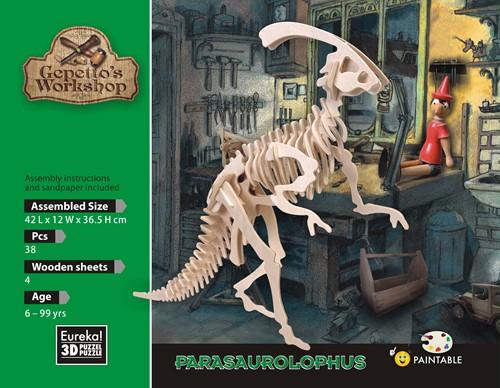 Gepetto's Workshop Parasaurolophus